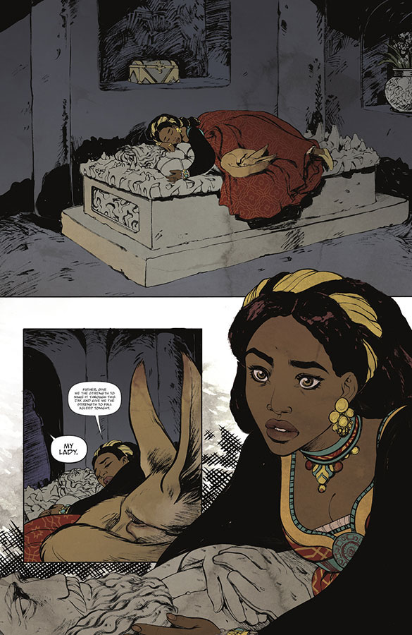 Sleepless #1 Review