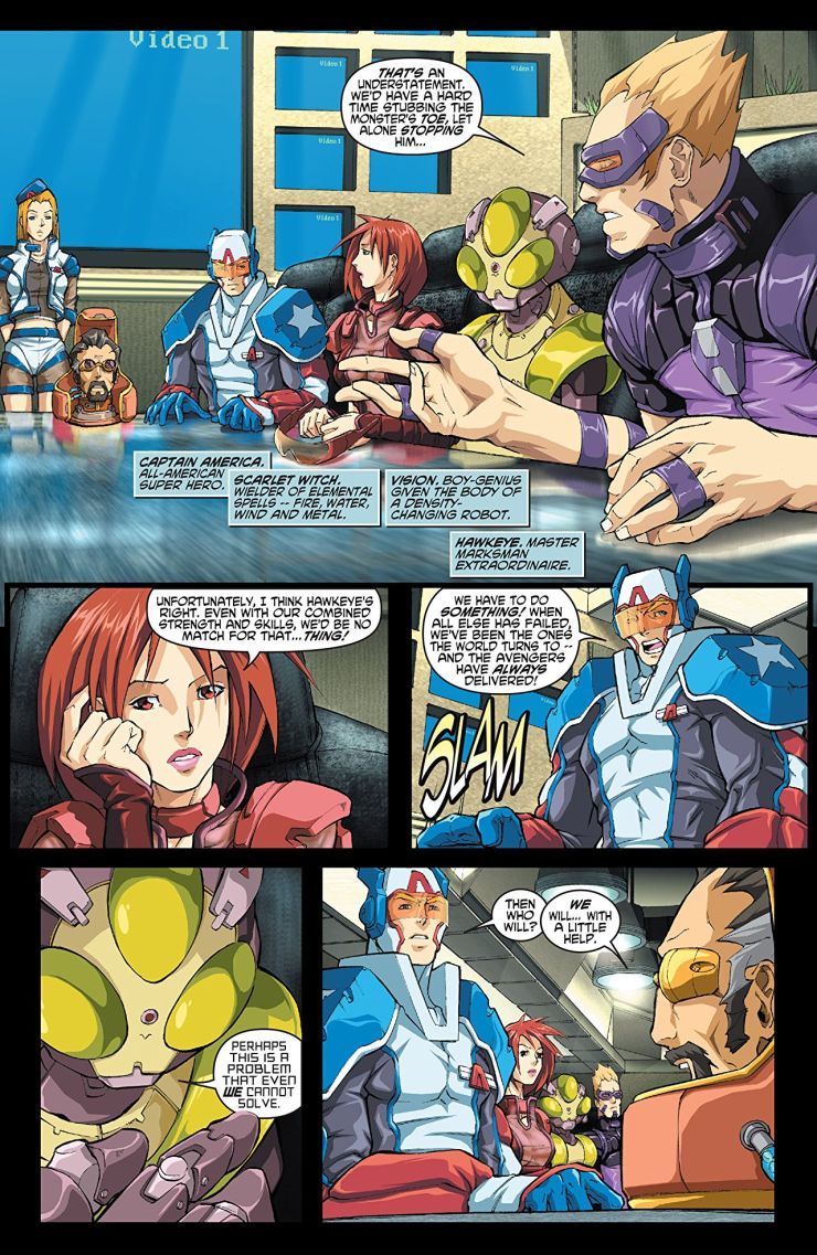 3 Reasons Why: 'Marvel Mangaverse: The Complete Collection' is a fascinating Marvel mix tape