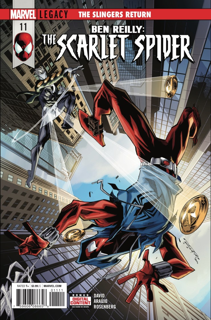 Marvel Preview: Ben Reilly: The Scarlet Spider #11