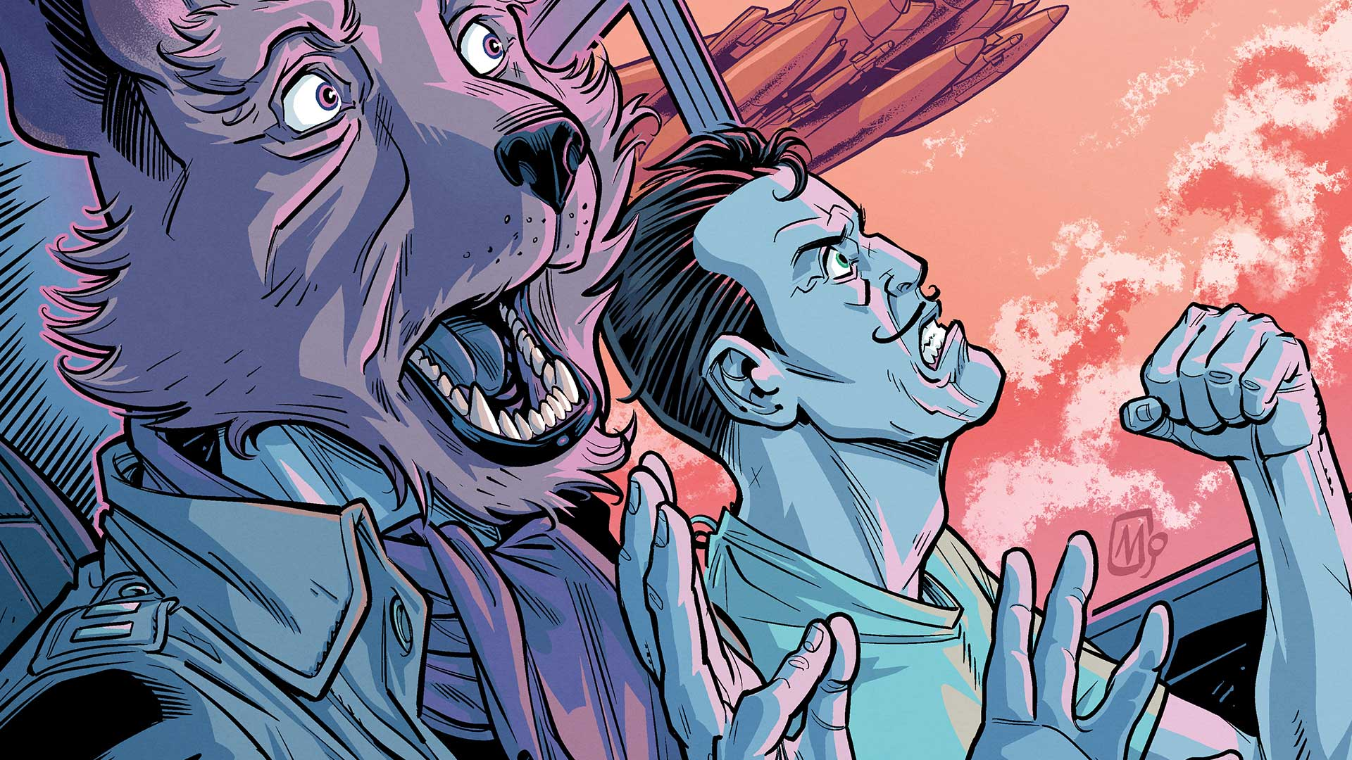 Dastardly and Muttley #4 Review