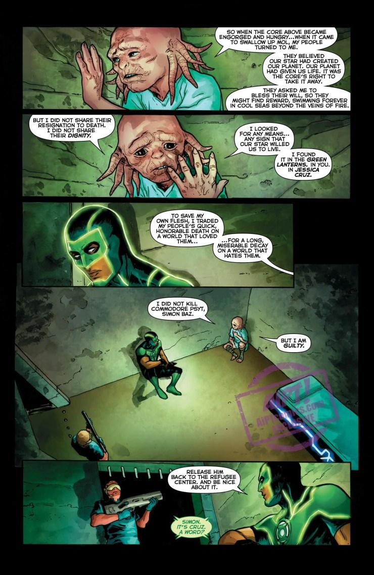 [EXCLUSIVE] DC Preview: Green Lanterns #38
