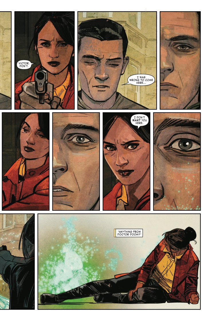 Marvel Preview: Invincible Iron Man #595