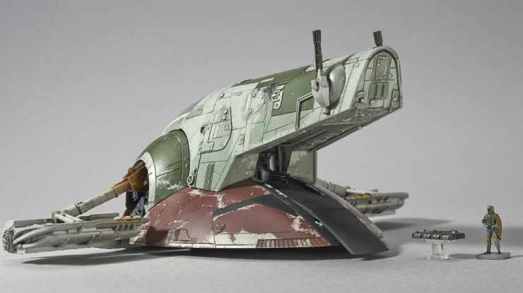 A Star Wars gift you can't go wrong with: Bandai models and kits