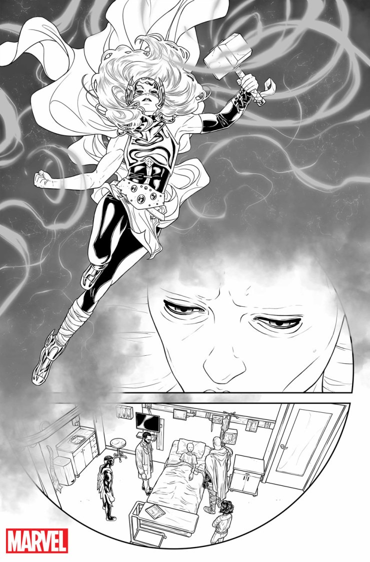 Marvel Preview: Mighty Thor #705
