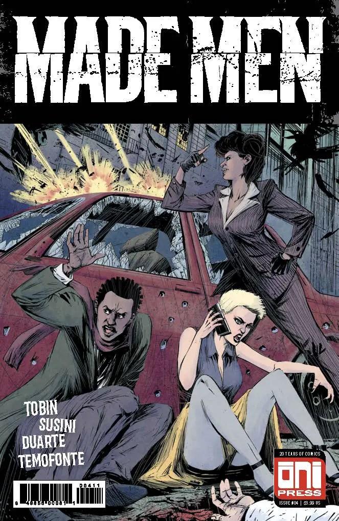 Made Men #4 Review