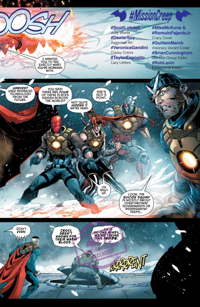 [EXCLUSIVE] DC Preview: Red Hood and the Outlaws #17
