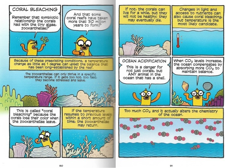 EureKids! -- 'Science Comics: Coral Reefs'
