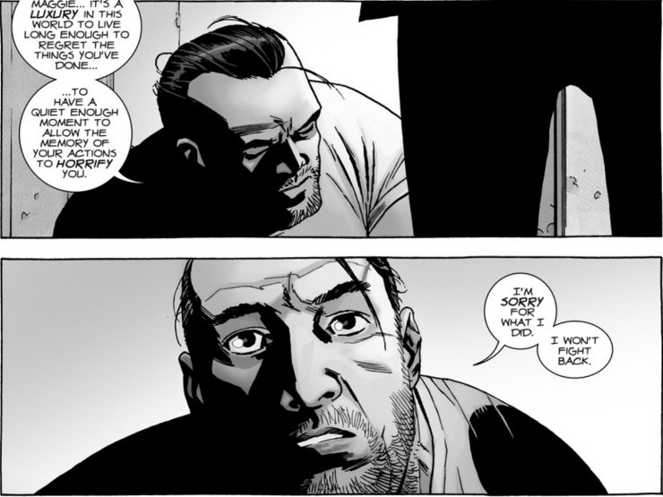 The Walking Dead #174 Review