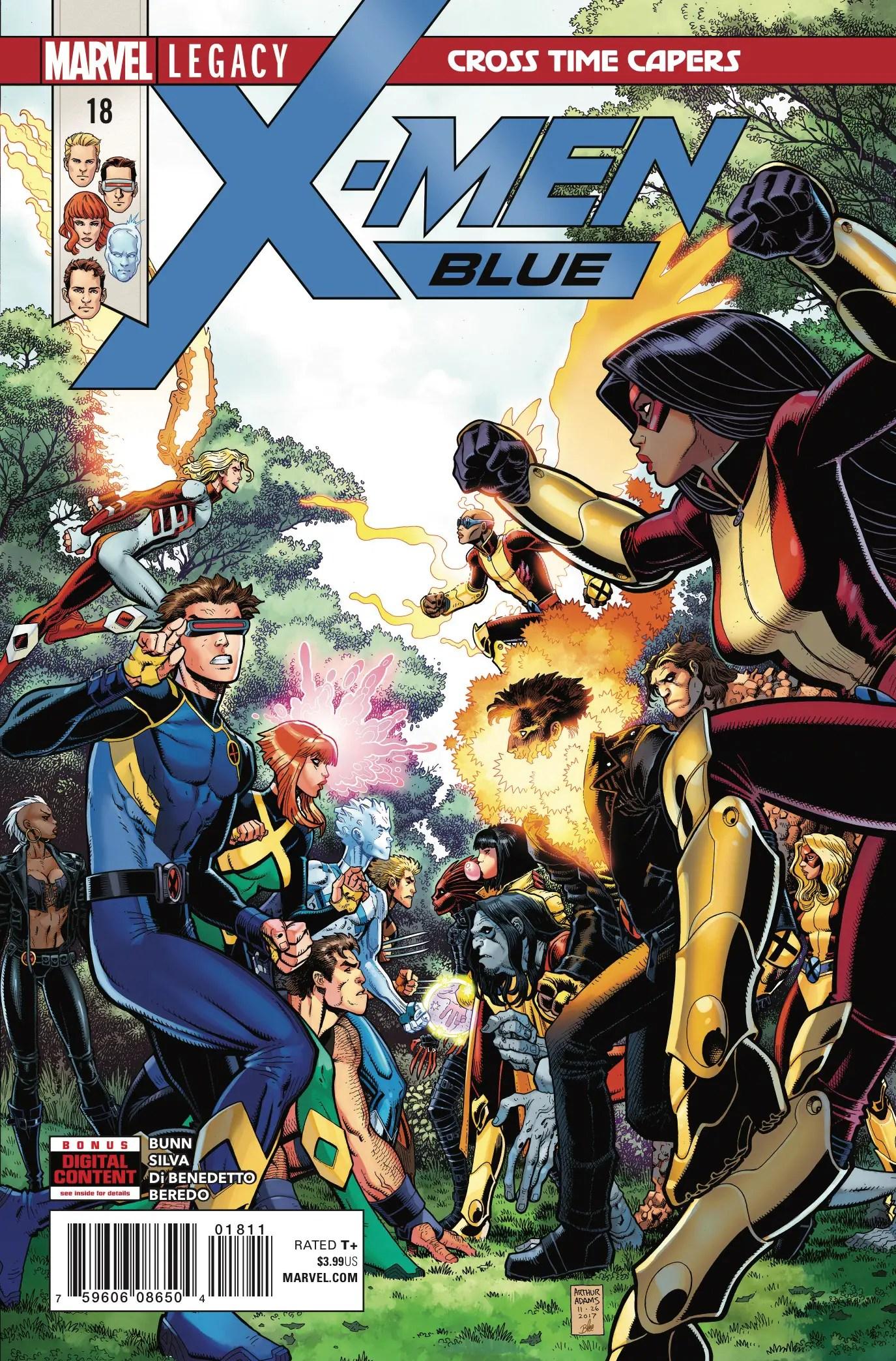 X-Men: Blue #18 Review