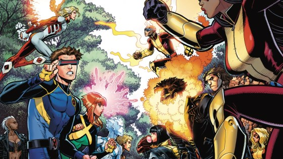X-Men: Blue #18 Review