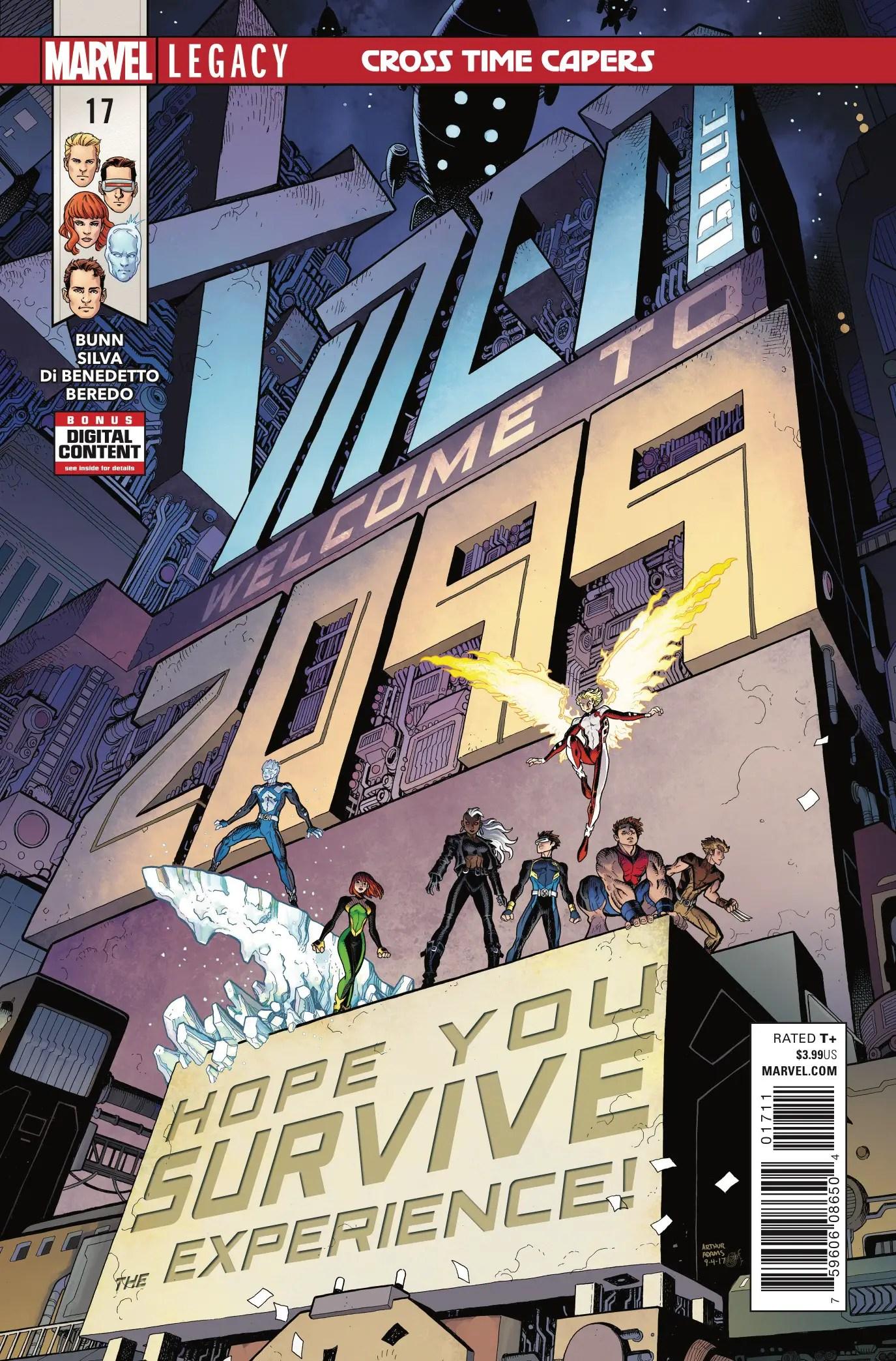 X-Men Blue #17 Review