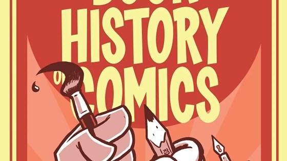 The secret origin of the graphic novel!