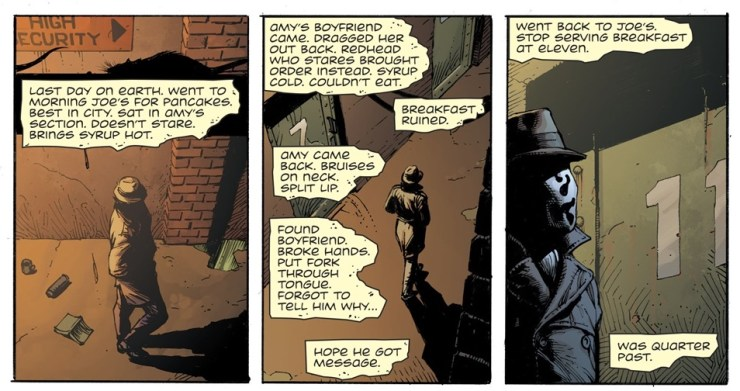 Who is Rorschach in 'Doomsday Clock'? Here's everything we know