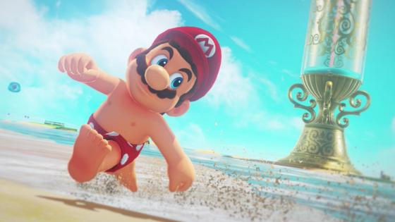 7 of Amazon's 10 best-selling games of 2017 are from Nintendo
