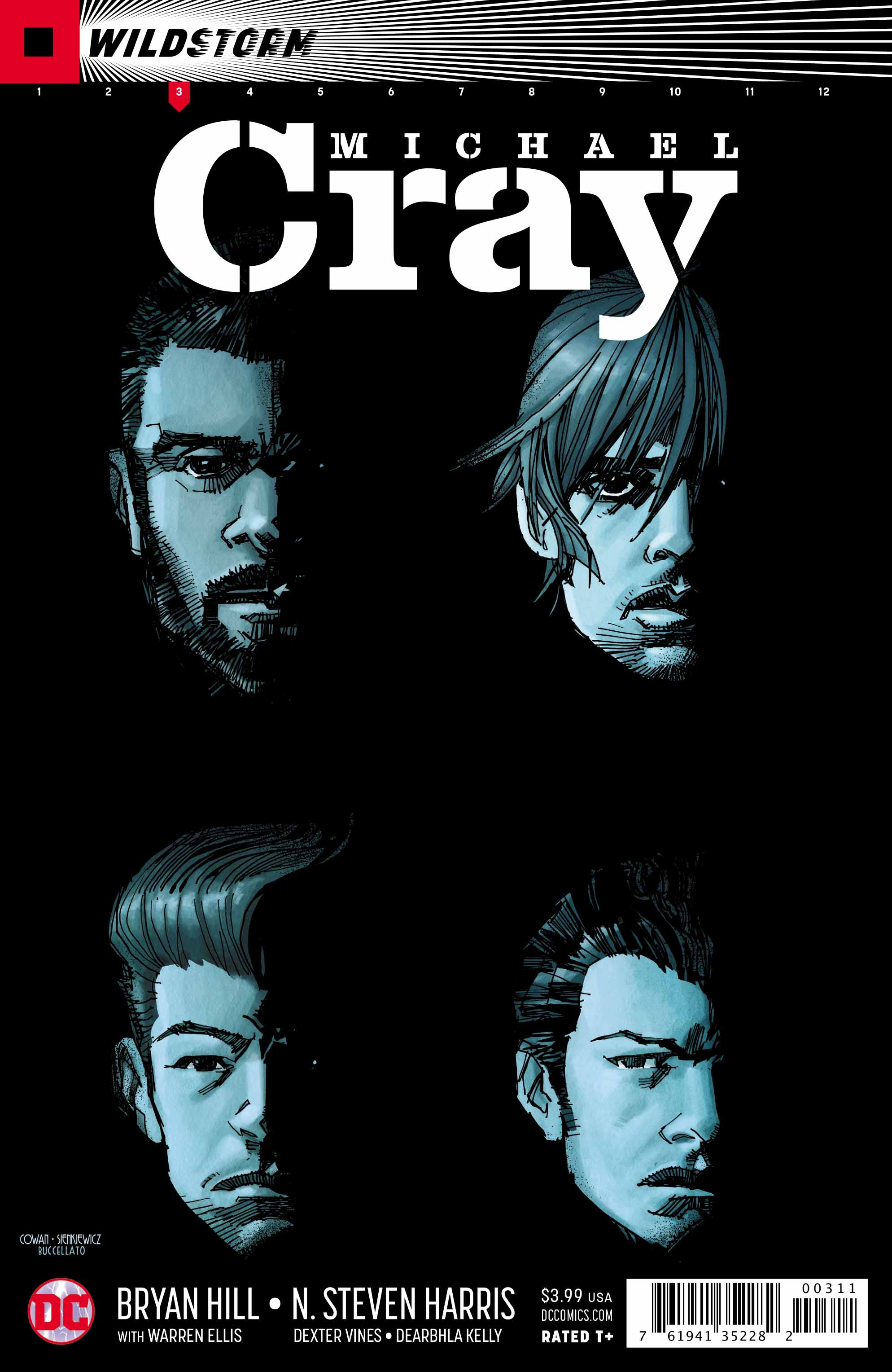 Wild Storm: Michael Cray #3 Review