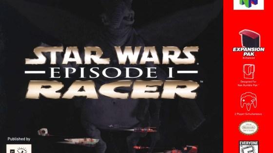 Revisiting Star Wars Episode 1: Racer