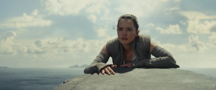 Star Wars: The Last Jedi: Does it matter who Rey's parents are?