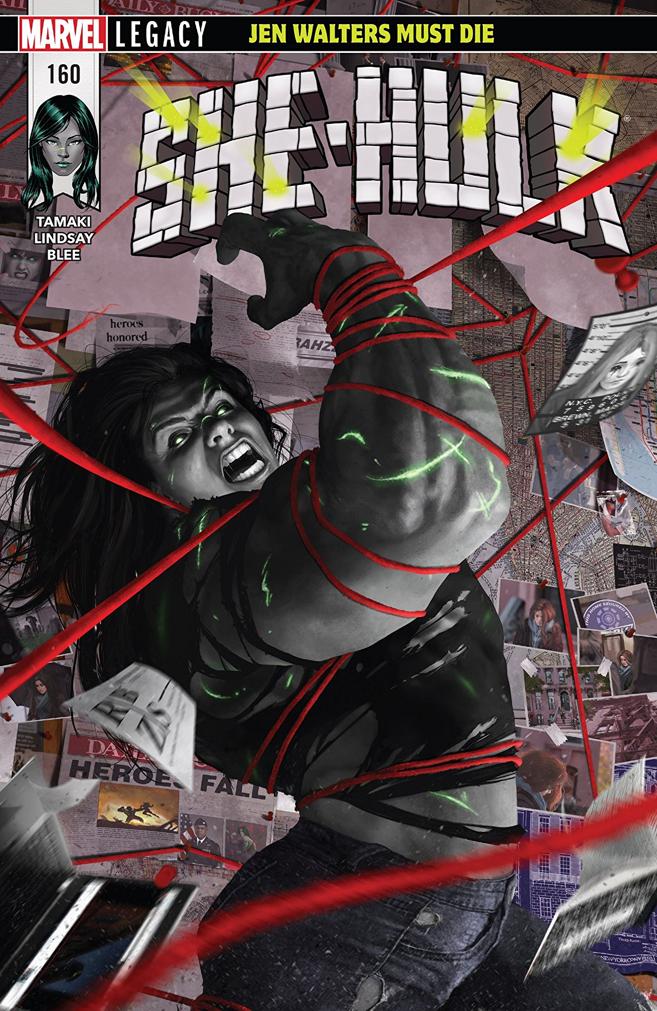 She-Hulk #160 Review