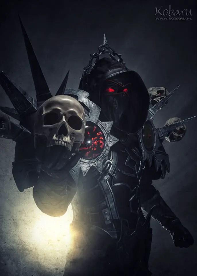 World of Warcraft: Warlock T5 Corruptor Raiment cosplay by Stygian VI