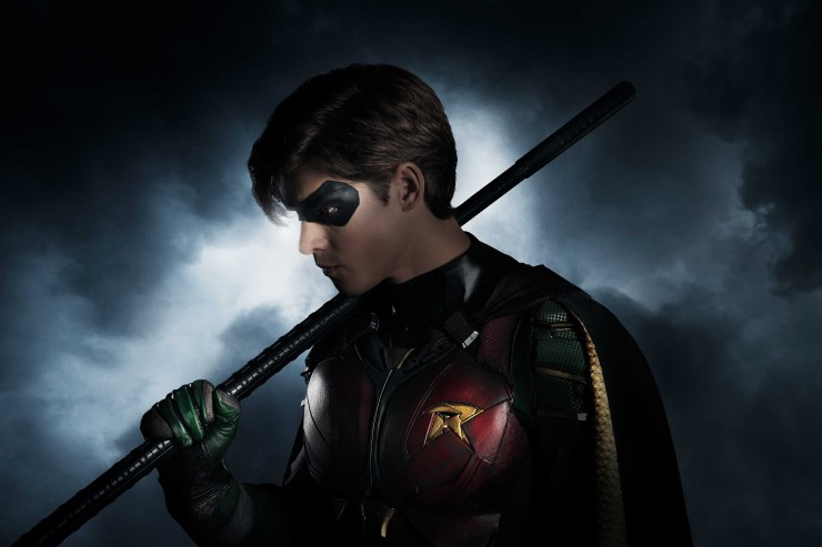 DCU executive producer Geoff Johns: 'Titans' will focus on Dick Grayson's transformation into Nightwing