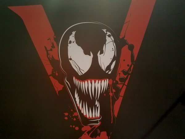 First Look: Banner art from upcoming Tom Hardy 'Venom' movie