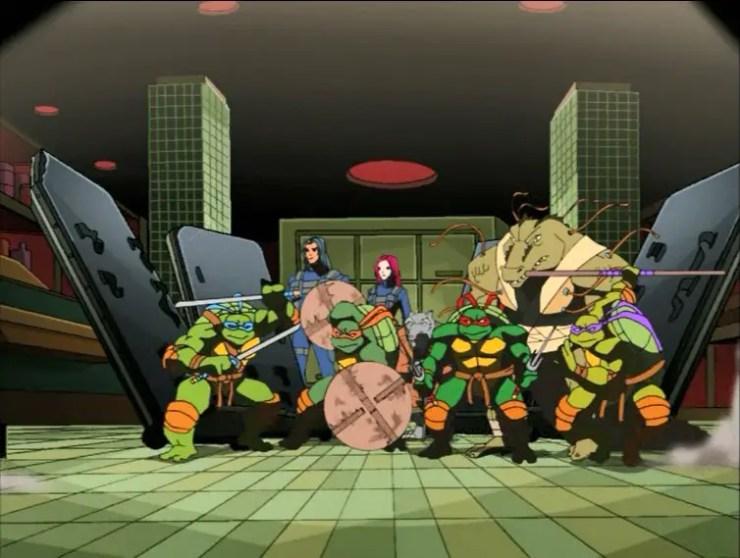 Turtles in Bishop lab