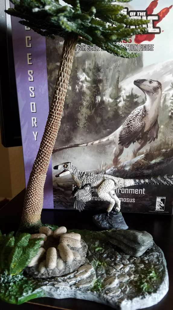 Beasts of the Mesozoic -- Mountain and Forest Accessory Packs, and Nestlings (grey) review