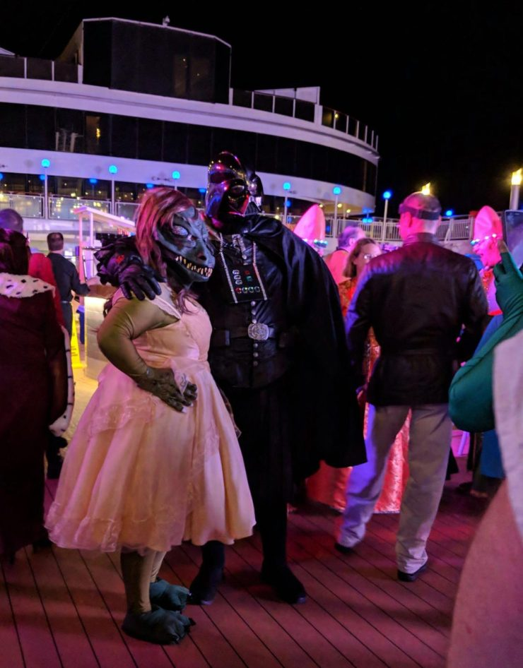 My six-day mission: To boldly cruise where thousands have cruised before
