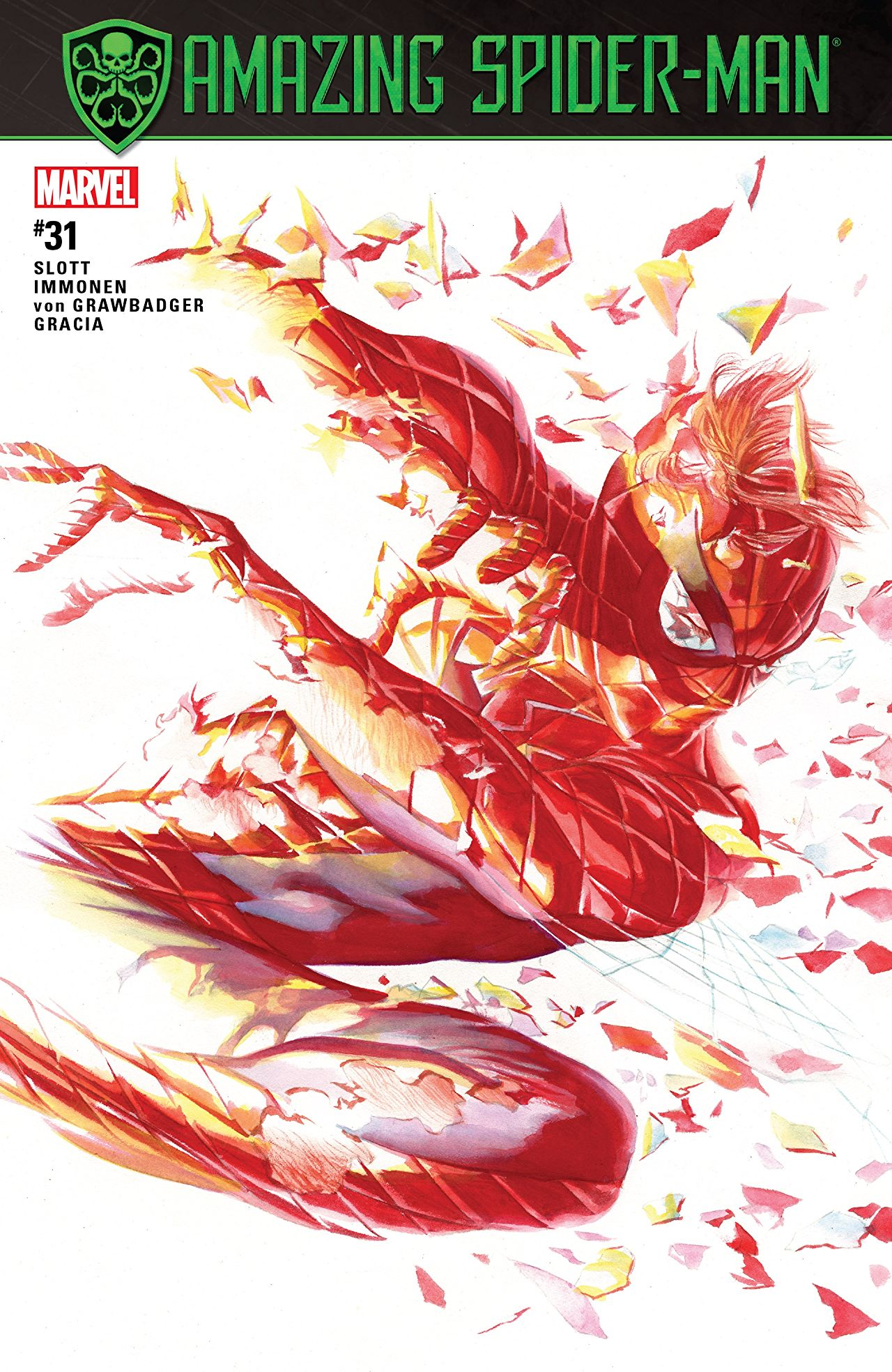 """3 Reasons Why: 'Amazing Spider-Man: Worldwide Vol. 7' gets you up to speed for the """"new"""" Spidey"""