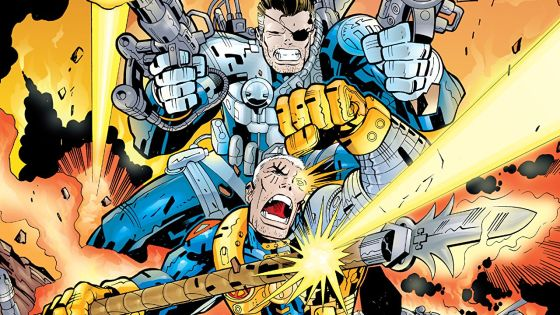 'Cable: The Nemesis Contract' review: Like stepping into a time machine