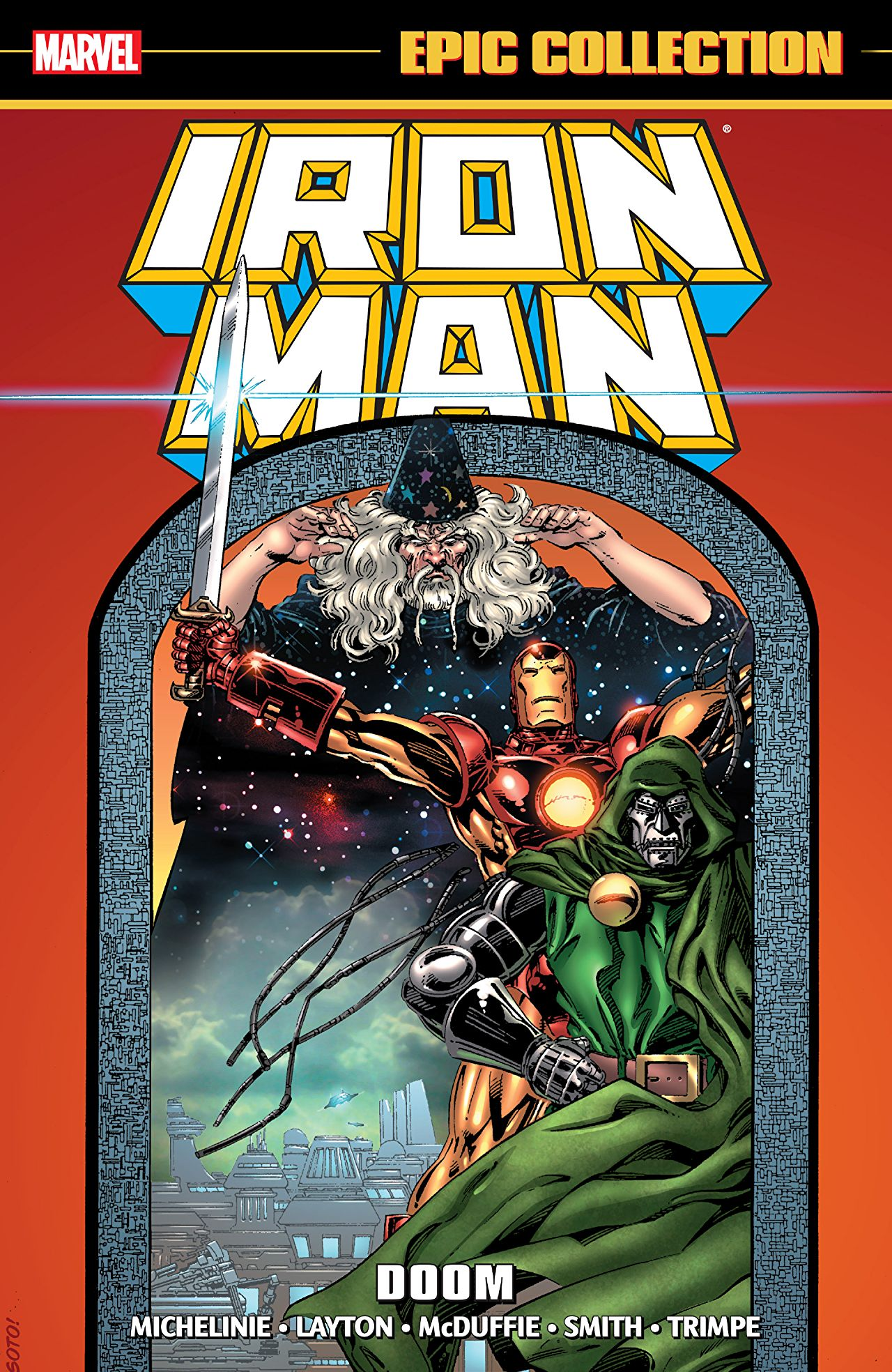 'Iron Man Epic Collection: Doom' review: Epic? Bah! It is unfit to carry Doom's name!