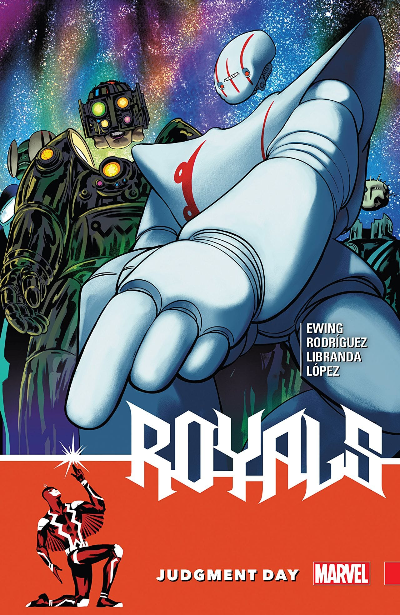 'Royals Vol. 2: Judgment Day' is a solid ending to a unique Inhuman saga