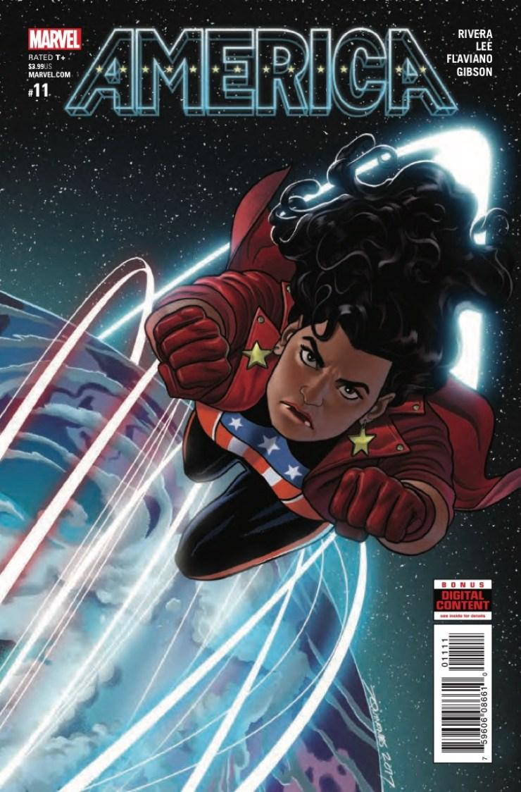 Marvel Preview: America #11