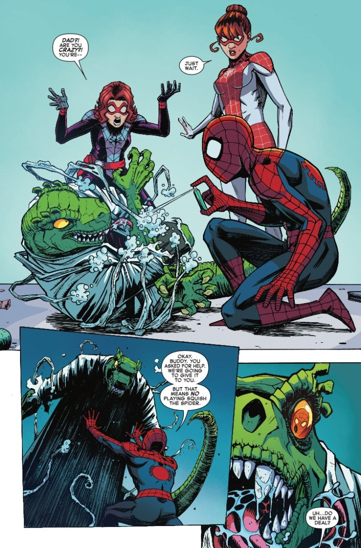 Marvel Preview: Amazing Spider-Man: Renew Your Vows #15