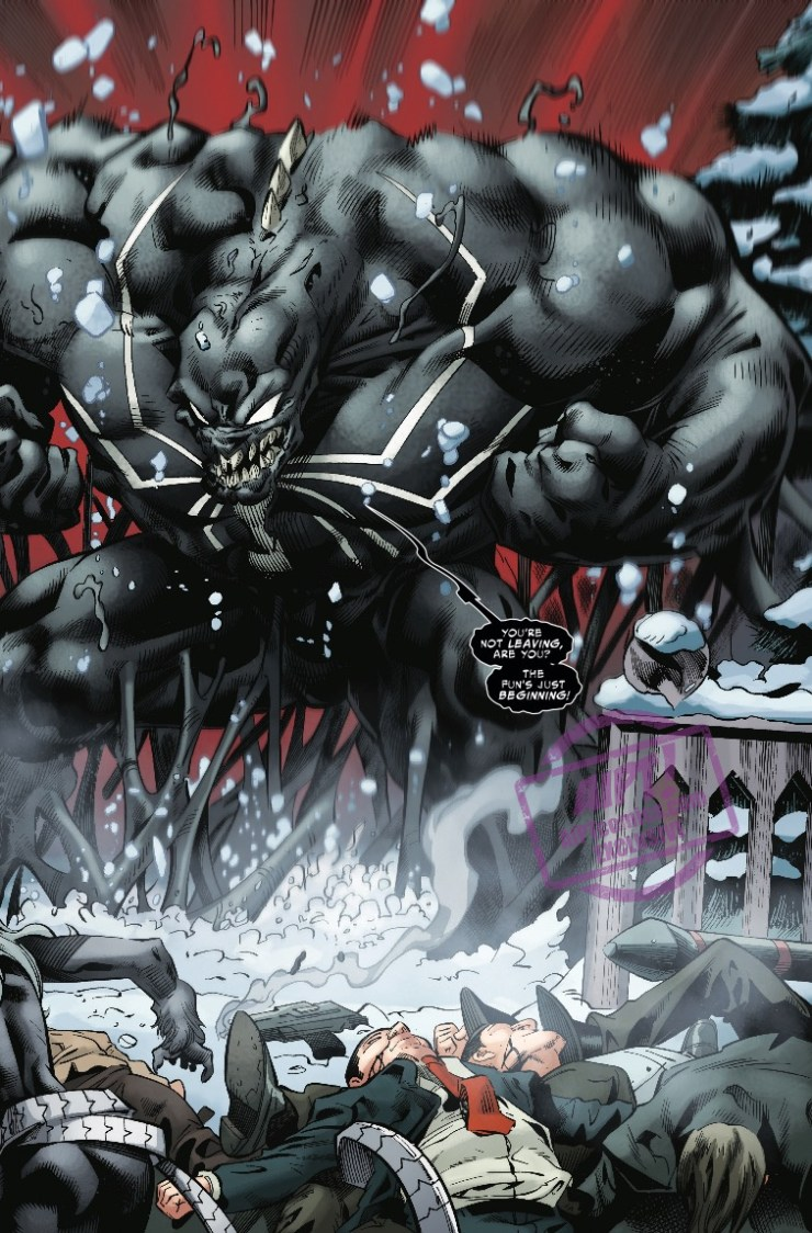 [EXCLUSIVE] Marvel Preview: Amazing Spider-Man: Venom Inc. Omega #1