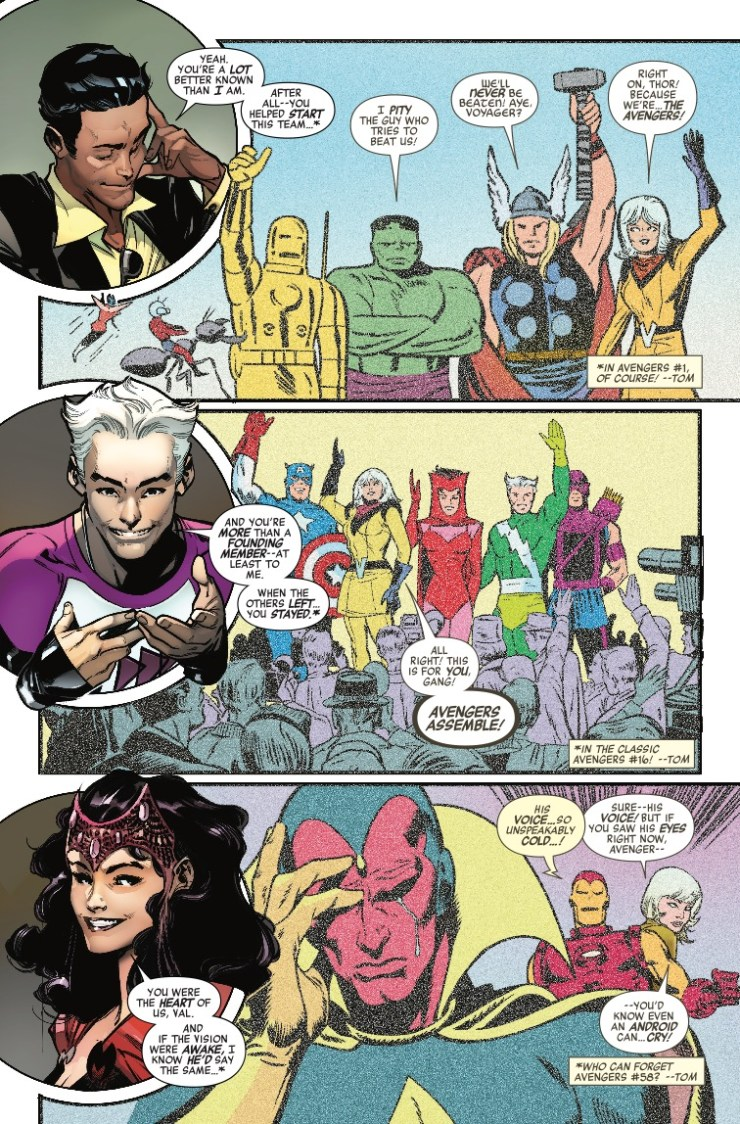 Marvel Preview: Avengers #676