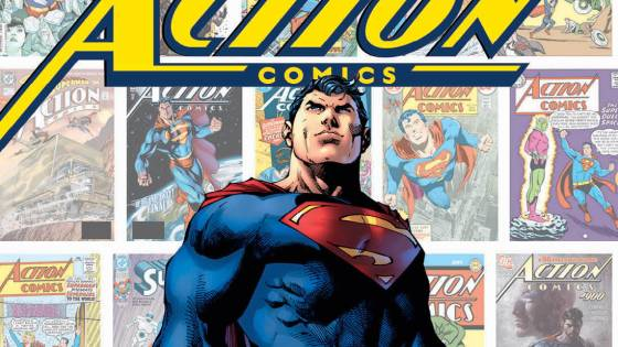 DC Comics reveals lost Siegel and Shuster Superman story to be published in 'Action Comics' #1000