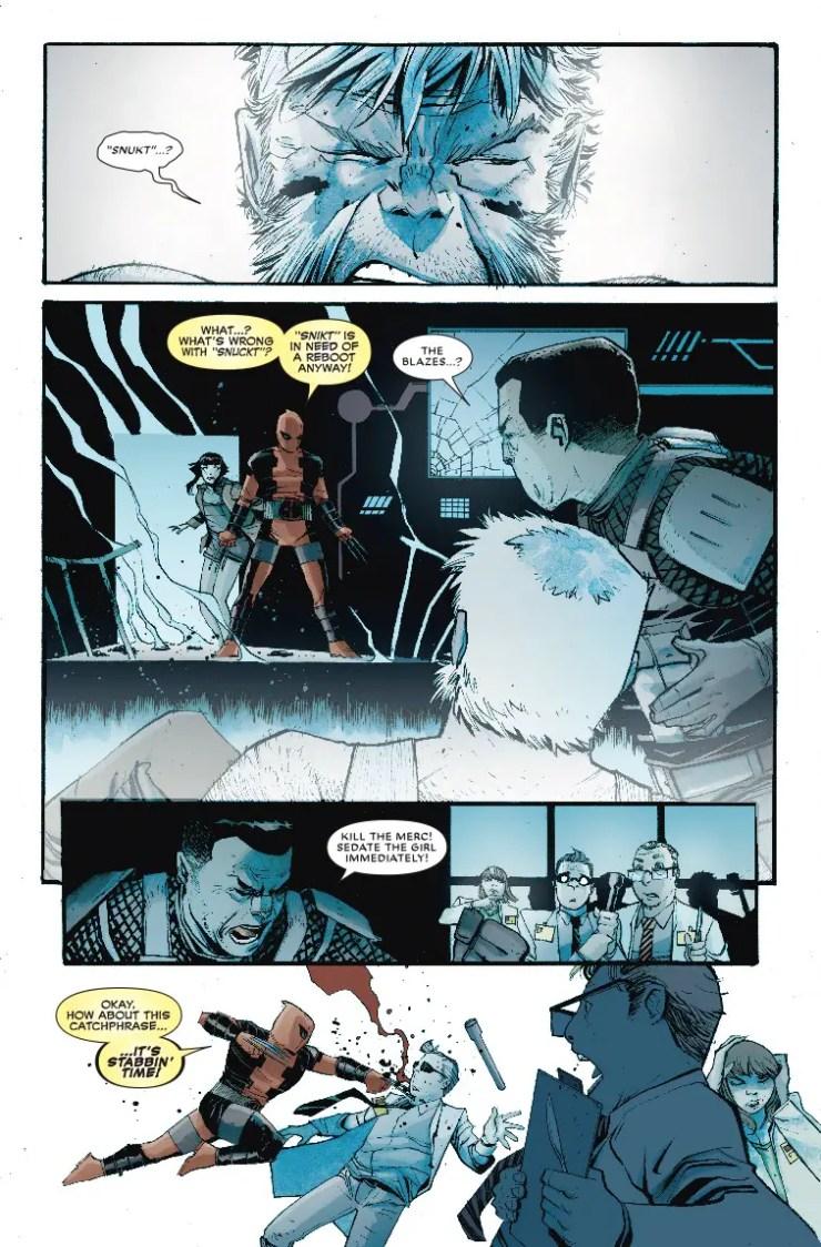 Marvel Preview: Deadpool vs. Old Man Logan #4