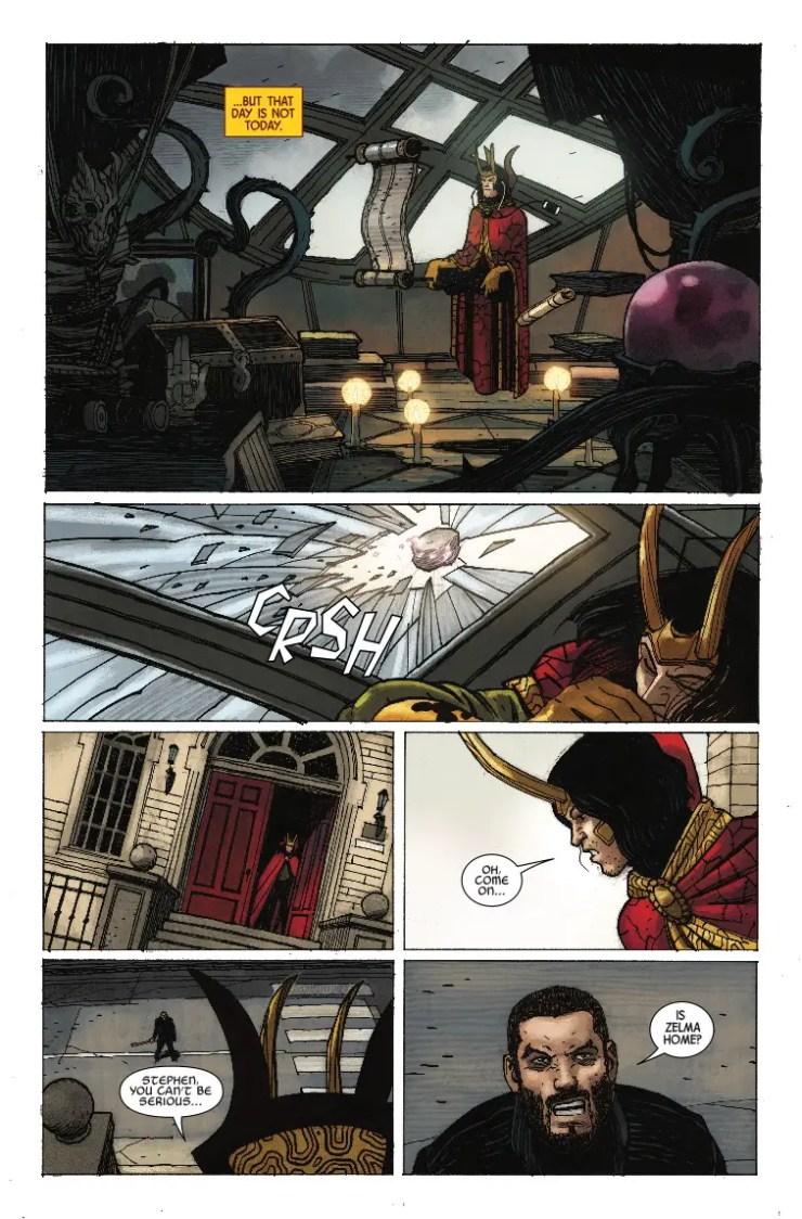 Marvel Preview: Doctor Strange #384