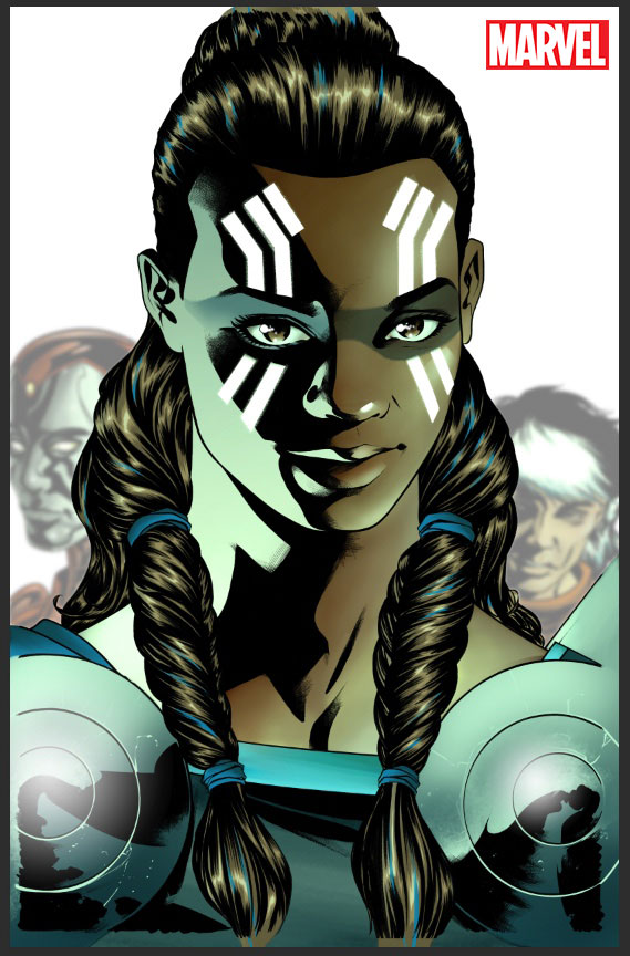 Marvel Comics reveals the fifth Exile member in  upcoming series is Valkyrie