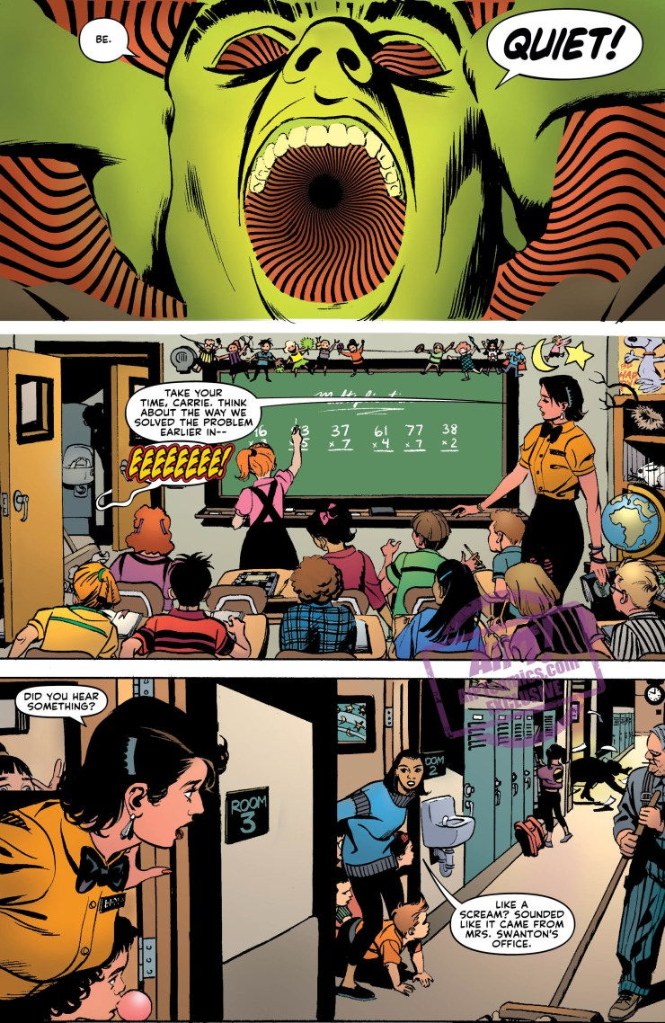[EXCLUSIVE] DC Preview: Future Quest Presents #6