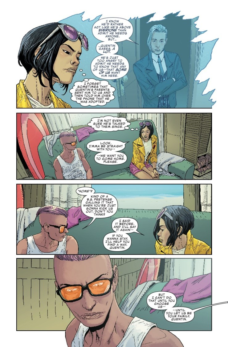 Marvel Preview: Generation X #86
