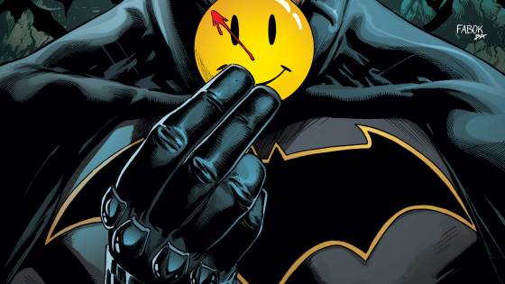 Doomsday Clock #3 reveals how the button ended up in the DC universe
