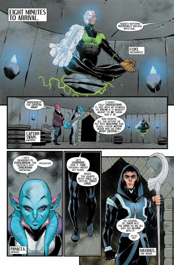 Marvel Preview: Inhumans: Judgment Day #1
