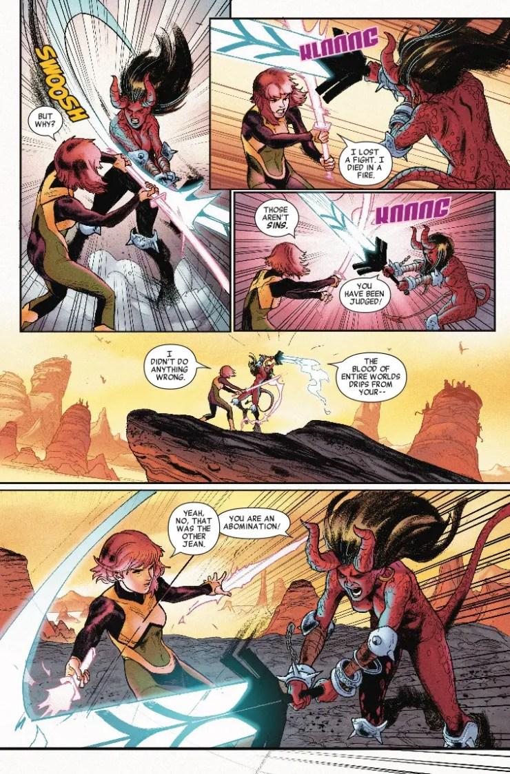 Marvel Preview: Jean Grey #11