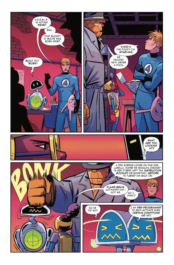 Marvel Preview: Moon Girl and Devil Dinosaur #27