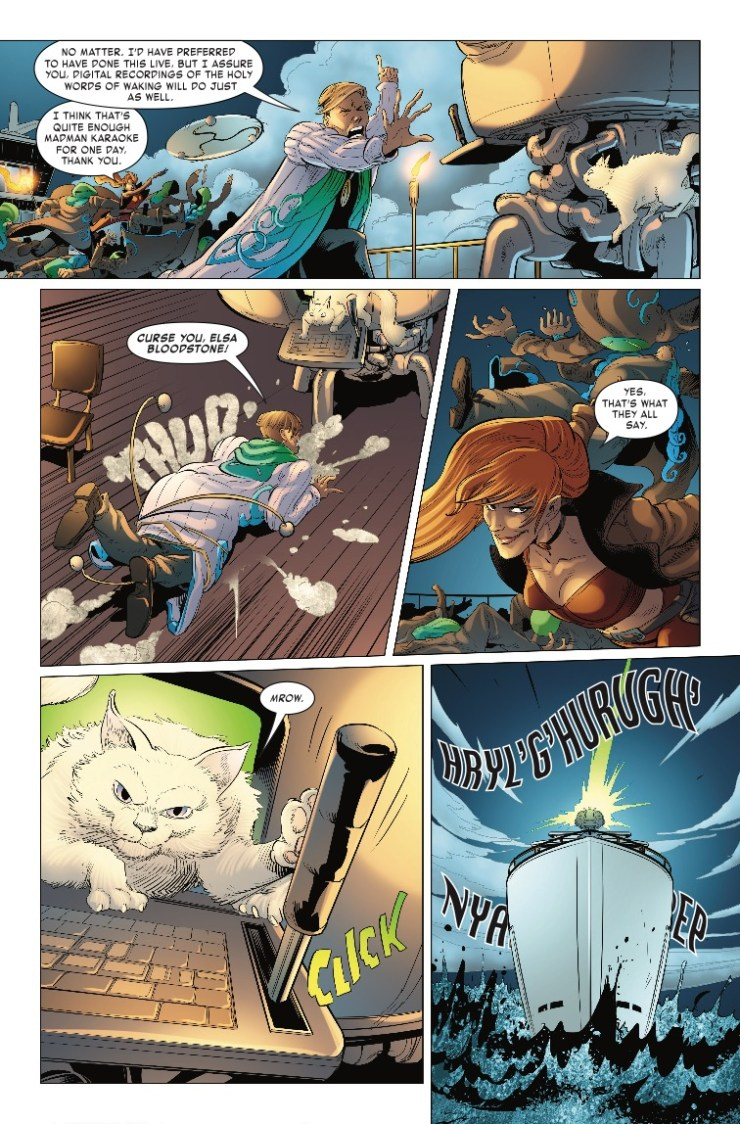 Marvel Preview: Monsters Unleashed #10