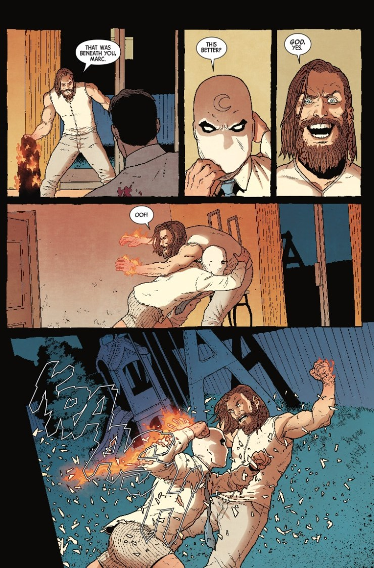 Marvel Preview: Moon Knight #191