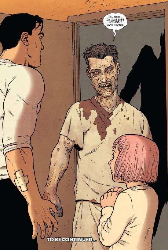 Max Bemis' Moon Knight finally brings back a classic character -- but not the way you want him