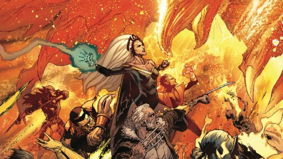 Phoenix Resurrection: The Return of Jean Grey #4 gives us one of the most terrifying takes on the Phoenix in a long time.